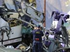 13 persons dead, more than 30 injured in California tour bus crash