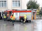 Volunteer firefighters from Calarasi received equipment gifts from Germany