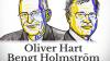 Oliver Hart, Bengt Holmstrom win Nobel Economics Prize