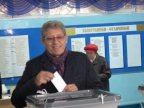 Mihai Ghimpu, at the ballot box: I voted for our ancestors' ideal