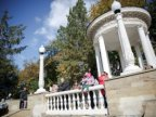 Soviet-era-architecture Waterfalls Stair and Rotonda INAUGURATED in Chisinau park (PHOTO)