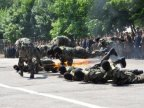 "24 years of existence of Motorized Infantry Brigade ""Stefan cel Mare"""