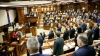 Parliament majority on motion of censure against Government