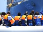 Italian coast guard: 5,700 migrants rescued from Mediterranean Sea in two days
