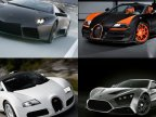 The super rich buy super-expensive cars