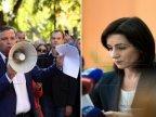 """Andrei Nastase's ultimatum for Maia Sandu: """"Me-president, you-Prime Minister"""" Deadline on October 13"""