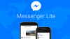 Facebook launches pared back Android chat app to keep growing its messaging empire