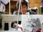 European standards in Nisporeni. Factory sews clothes for NATO military