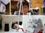 European standards in Nisporeni. Factory sews clothes for NATO military