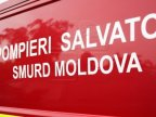 Smurd emergency team managed intervention in Drochia town