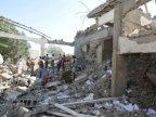 Dozens killed in air strikes at Yemeni prison complex