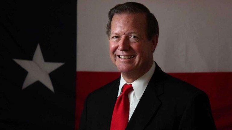 Texas congressman wades into Moldovan election saga
