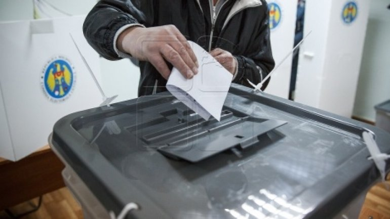 Residents of several villages have had presidential and local elections