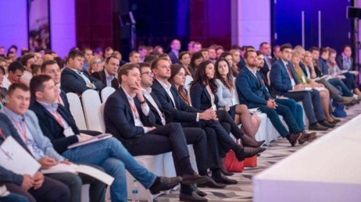 Business forum in Chisinau: Discussions on private equity with international experts