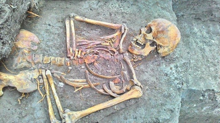 Archaeologists make great discovery in Causeni originated from Ottoman Empire