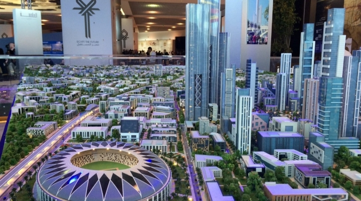 New capital of Egypt - a megaproject financed by Chinese developers