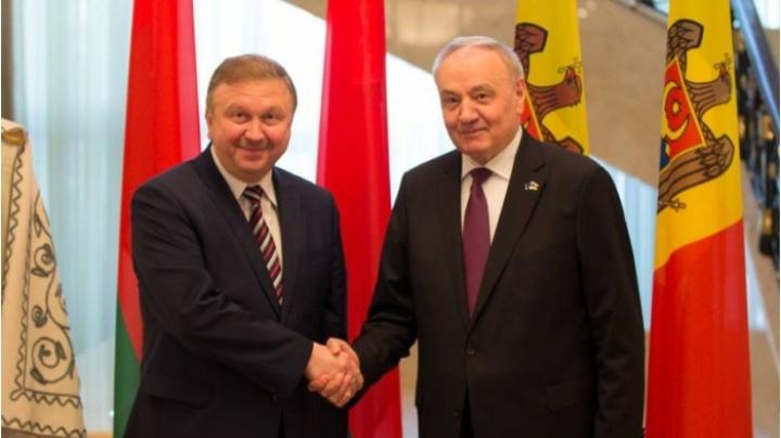 Moldovan president describes Belarus as trustworthy friend of Moldova