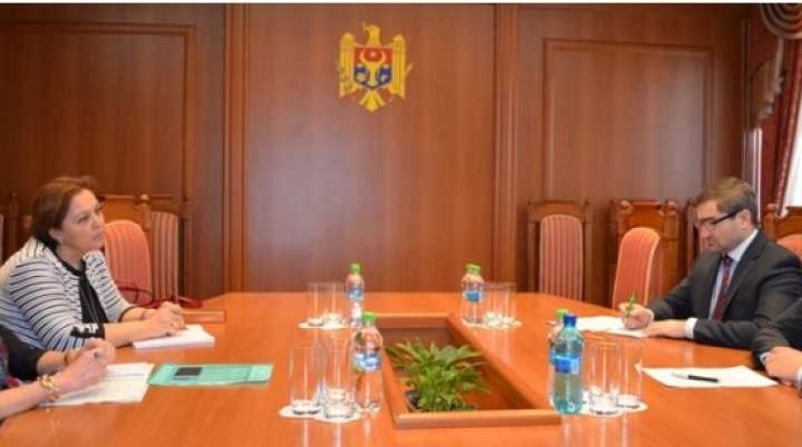 Moldovan deputy prime minister meets UN resident coordinator in Moldova