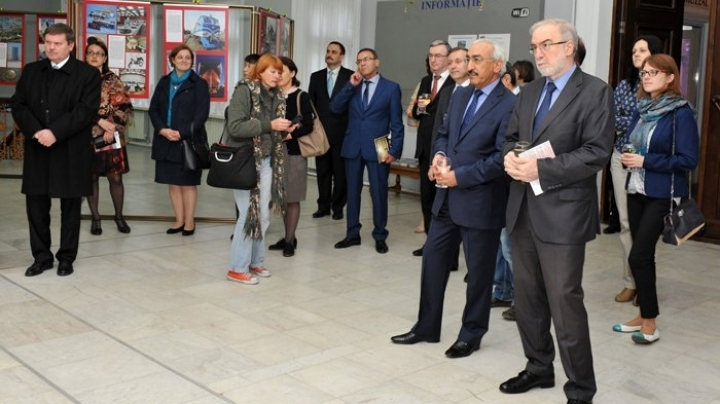 Exhibition dedicated to Riga city history inaugurated at Chisinau-based museum