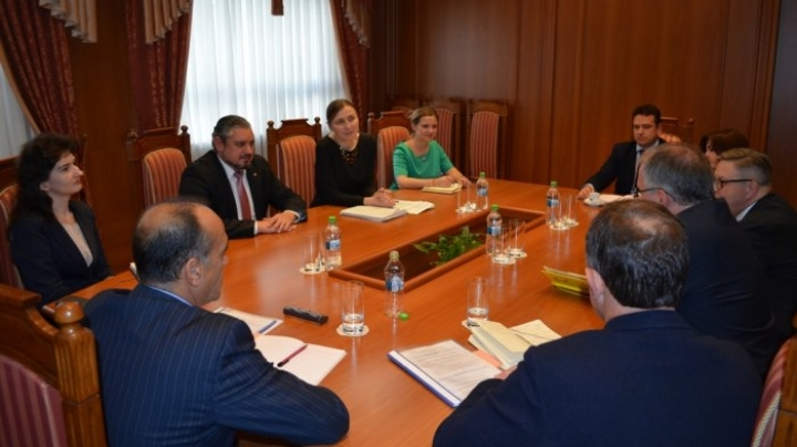 Moldova, EU holds dialogue on cooperation in foreign, security policy sector