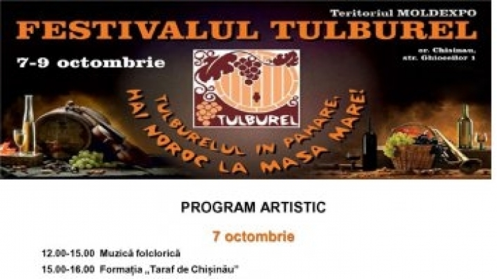 Moldexpo center to host Tulburel festival, fourth edition