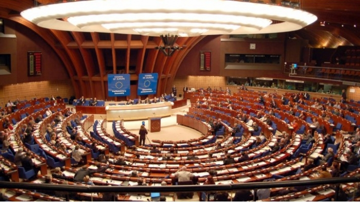 Moldovan parliamentary delegation attends PACE autumn session