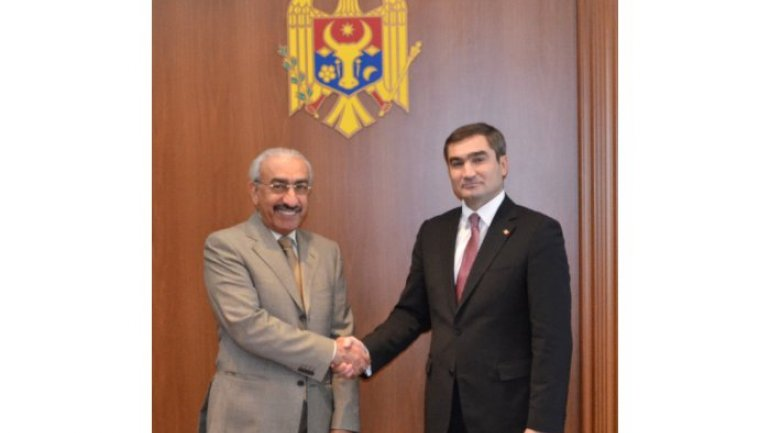 Moldovan deputy foreign minister meets ambassador of Qatar