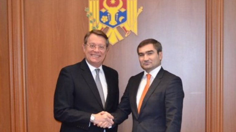Moldovan, Spanish officials approach trade relations