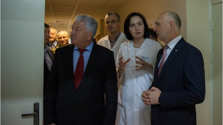 Moldovan PM takes knowledge of conditions for rehabilitation, treatment offered to war veterans