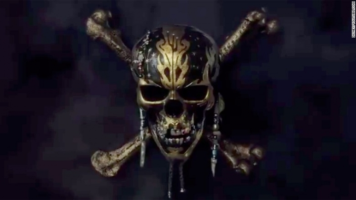 Johnny Depp not featured in new 'Pirates of the Caribbean' teaser trailer