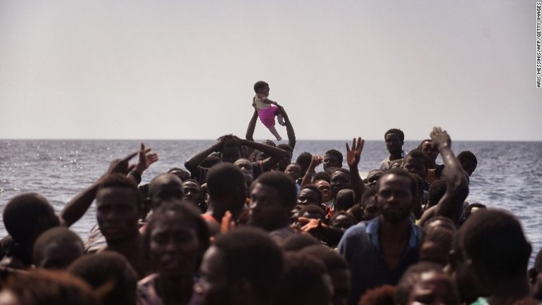 3,300 migrants rescued off Libyan coast