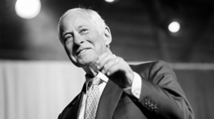 Canadian business consultant Brian Tracy to hold seminar in Chisinau