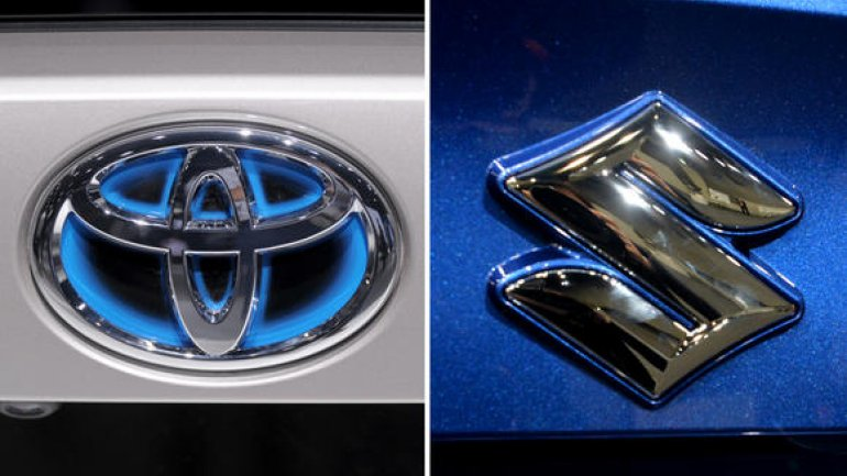 Toyota, Suzuki to discuss possible business partnership