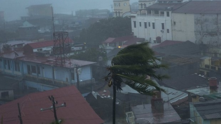 Hurricane Matthew hits Cuba after striking Haiti and Dominican Republic