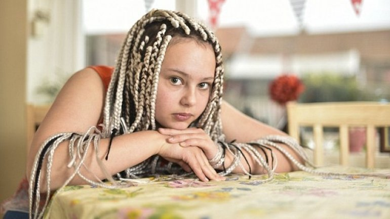 14-year-old girl was sent home after getting a dreadlock-style hair cut
