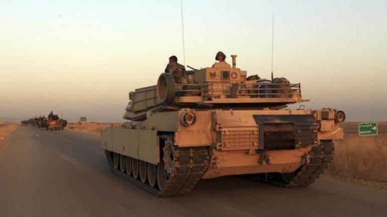 ISIS attacks city of Kirkuk in Iraq