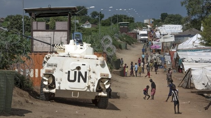 UN peacekeepers refused to help as aid workers were raped in South Sudan – report