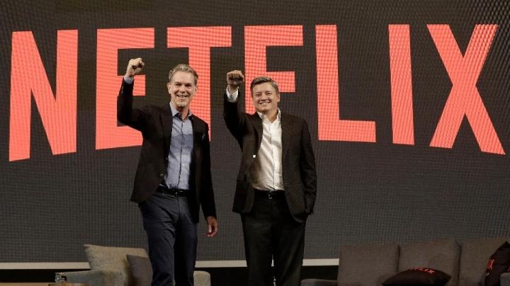 Netflix announced new theater distribution deal