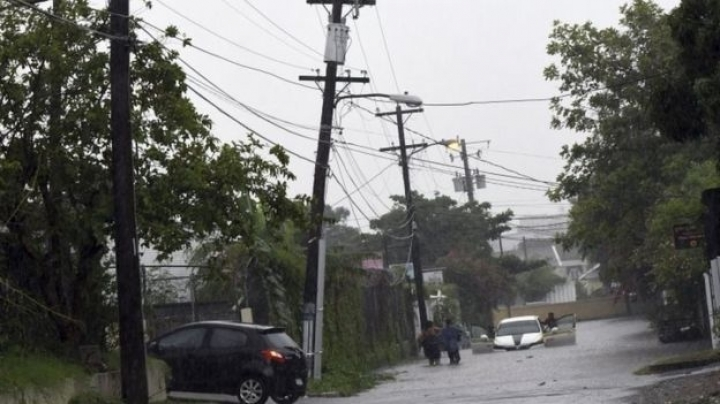 Jamaica and Haiti threatened by Hurricane Matthew, government issues warning