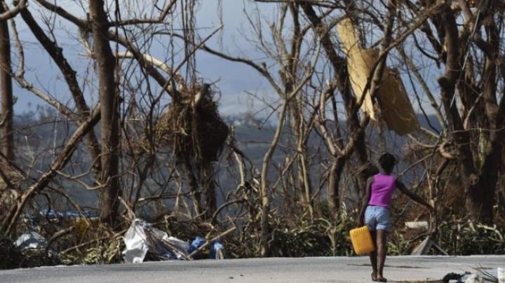Haiti death toll after hurricane Matthew reaches 1,000 people