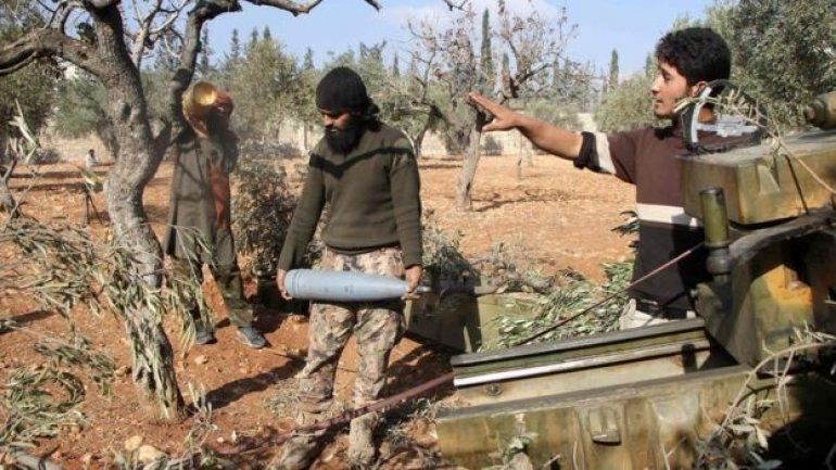 Aleppo siege: UN envoy Mistura 'appalled' by rebel attacks