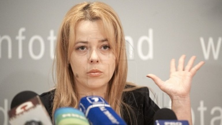 Lawyer Ana Ursachi accused of murder, supported by Our Party and DA defenders