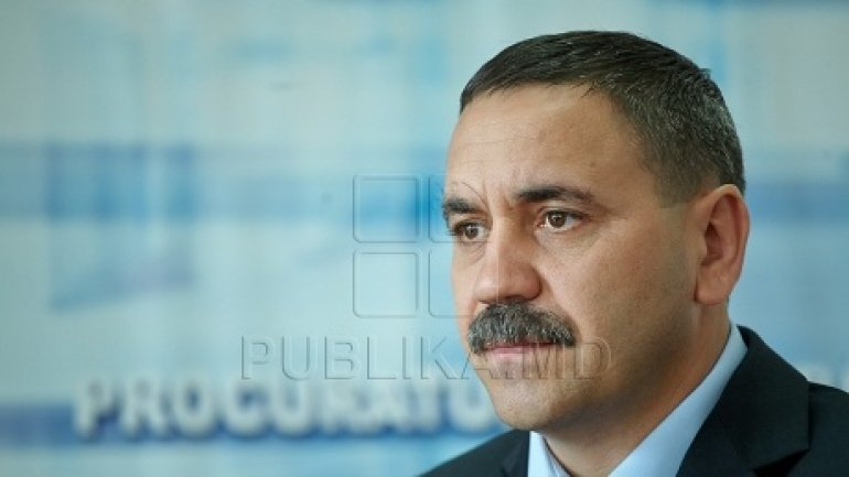 Former first deputy prosecutor Andrei Pantea stays in arrest for another 30 days