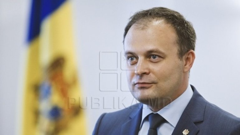 Moldovan speaker votes for European future