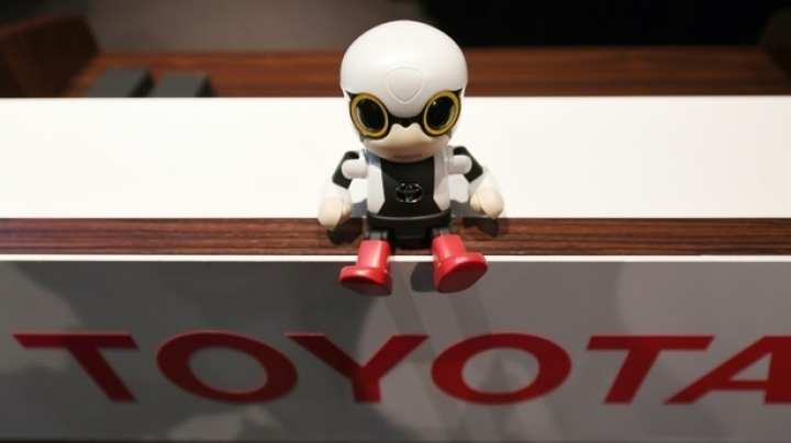 Toyota baby robot designed to appeal to childless women in Japan