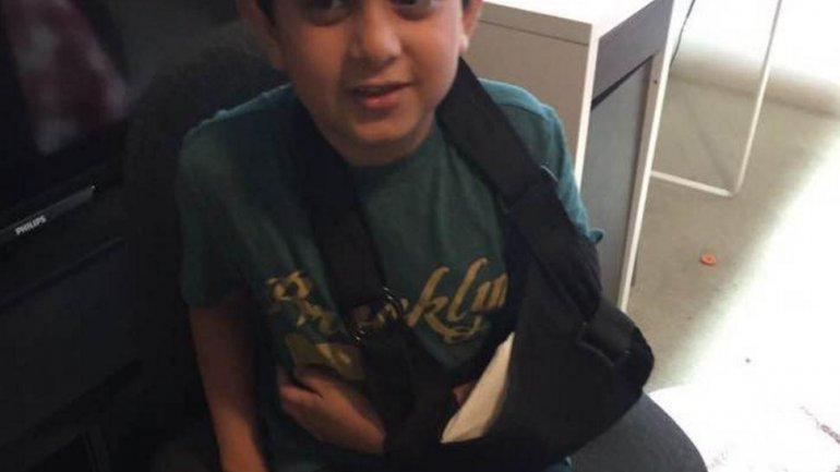 Seven-year-old boy beaten on North Carolina school bus 'for being Muslim'