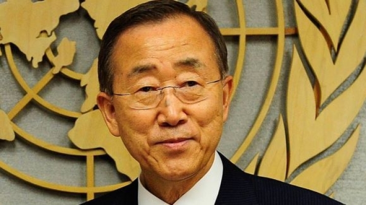 UN Secretary General Ban Ki-Moon assesses human rights in Iran in a report