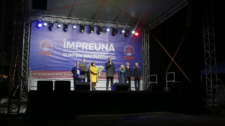 Democratic Leader Marian Lupu: There are too many control institutions for such a small country