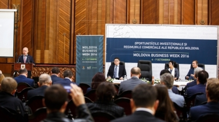 Moldova Business Week 2016 provided new opportunities for local companies