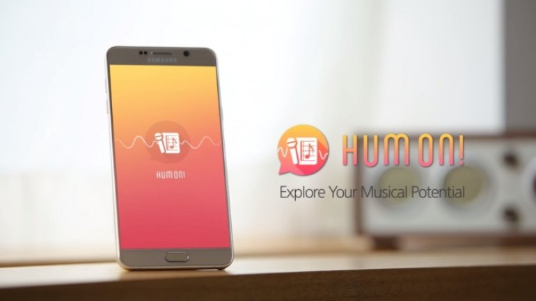 Samsung's new startups include humming app